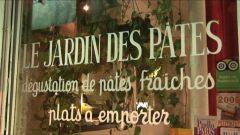 Jardin des Pâtes à Paris