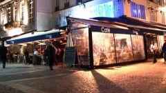 Le Cavalier Bleu à Paris