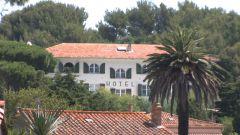 Ermitage à Saint-Tropez