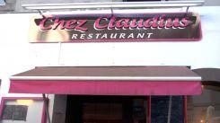 Restaurant Chez Claudius - Quimper