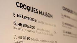Restaurant La Maison du Croque Monsieur - Paris