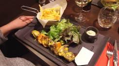 Restaurant Brochettes et Cie Thionville Kinépolis - Thionville