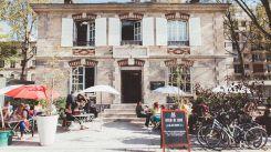 Restaurant Le Pavillon des Canaux - Paris