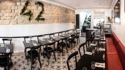 Restaurant 42 degrés - Paris