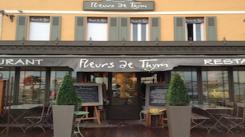 Restaurant Fleur de thym - Sables-d'Olonne