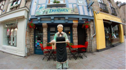 Restaurant Crêperie Dan Ewen - Vannes