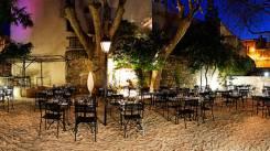 Restaurant La Cour d'honneur - Avignon