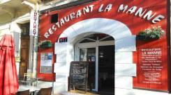 Restaurant La Manne - Marseille
