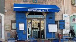 Restaurant Le 13 - Marseille