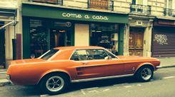 Restaurant Come a Casa - Paris