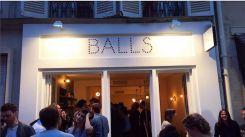 Restaurant Balls - Paris