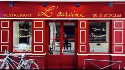 Restaurant L'Ourcine - Paris