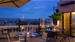 Restaurant Terrass Hotel - Paris