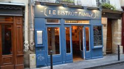 Restaurant Le Bistrot Family - Paris
