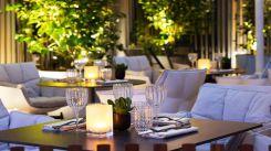 Restaurant Le Cinq Codet - Patio - Paris