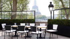 Restaurant Monsieur Bleu - Paris