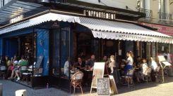 Restaurant L'appartement Saint-Martin - Paris