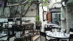 Restaurant Le figuier de St Esprit - Antibes