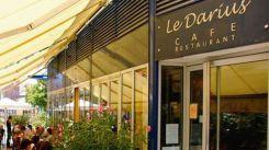 Restaurant Le Darius - Aix-en-Provence