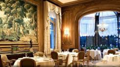Restaurant Le Parc Les Crayères ** - Reims