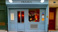 Restaurant Pramil - Paris