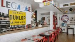 Restaurant Le Garage Boulogne Billancourt - Boulogne-Billancourt