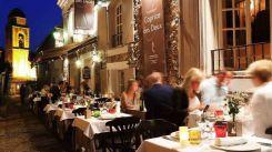 Restaurant Caprice des deux - Saint-Tropez