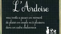 Restaurant L'Ardoise - Grenoble