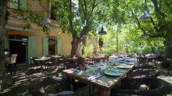 Restaurant Sous les micocouliers - Eygalières