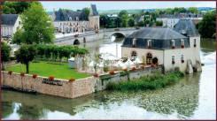 Restaurant Le moulin des 4 saisons - La Flèche