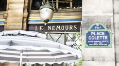 Restaurant Le Nemours - Paris