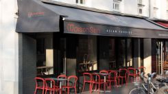 Restaurant Maison Sen - Paris