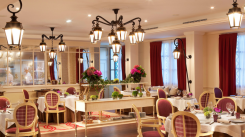 Restaurant La Table du Connétable - L'Auberge du Jeu de Paume - Chantilly
