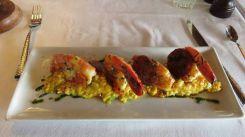 Restaurant La mère germaine - Villefranche-sur-Mer