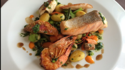 Restaurant Le jardin d'Arena - Fréjus
