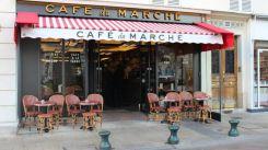 Restaurant le Café du Marché - Neuilly-sur-Seine