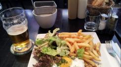 Restaurant La dernière séance - Paris