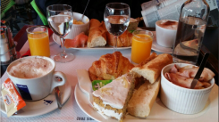 Restaurant Morny's Café - Deauville