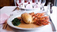 Restaurant La Voûte - chez Léa - Lyon