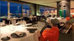 Restaurant Christian Têtedoie - La terrasse de l'Antiquaille - Lyon