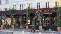 Restaurant Le Bistrot des Alpilles - Saint-Rémy-de-Provence
