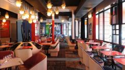 Restaurant Café Etienne Marcel - Paris
