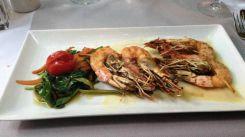 Restaurant The strand - Saint-Tropez
