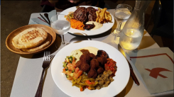 Restaurant au falafel - Marseille