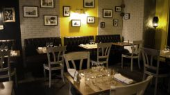 Restaurant Le Bistrot Quai - Paris