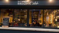 Restaurant Breizh café - Paris