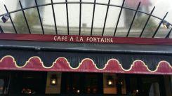 Restaurant A La Fontaine - Paris