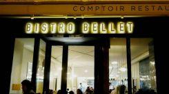 Restaurant Bistrot Bellet - Paris
