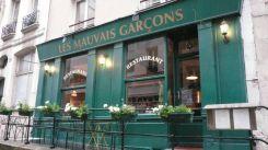 Restaurant Les Mauvais Garçons - Paris