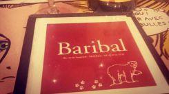 Restaurant Baribal - Paris